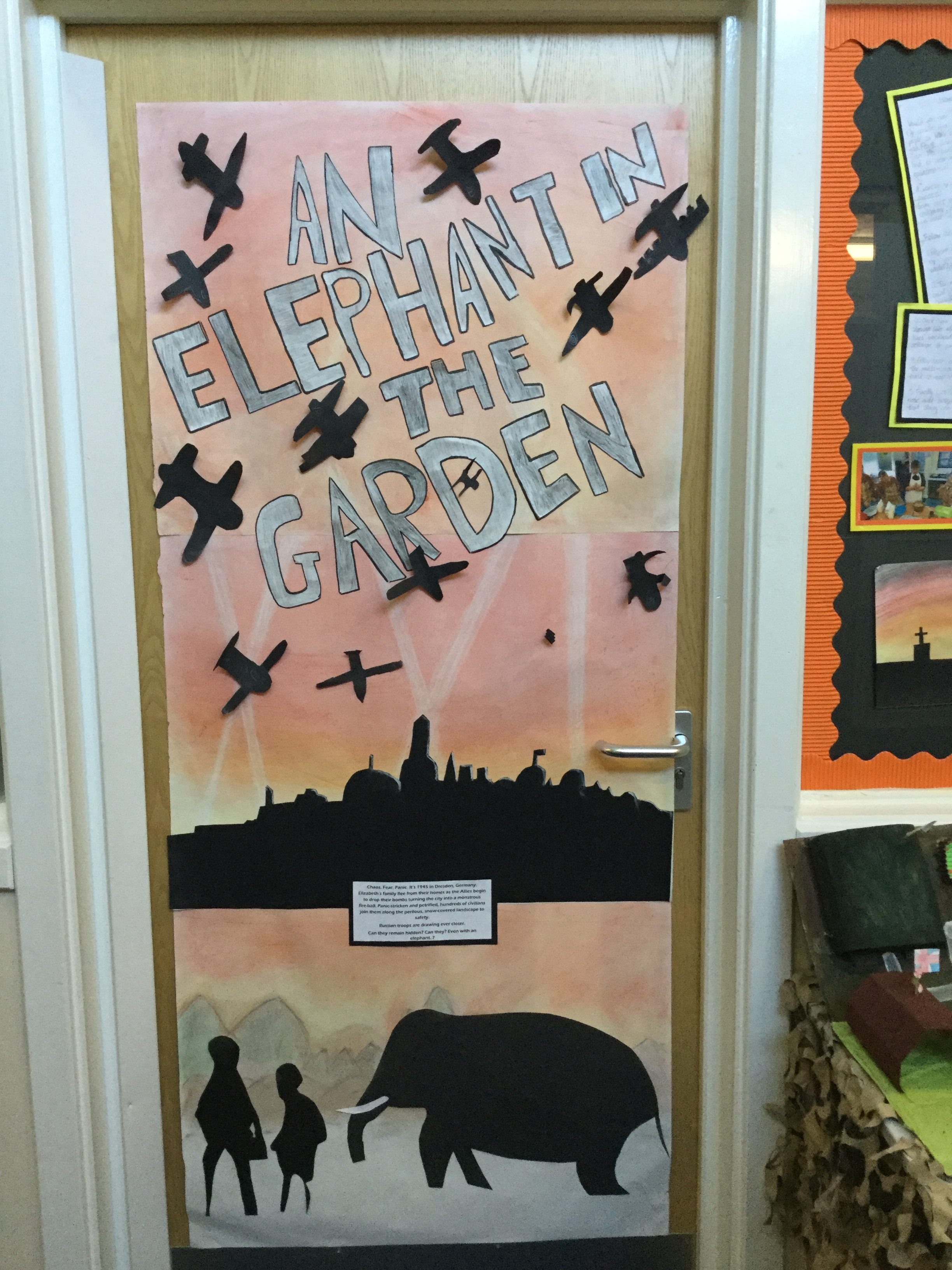 world book day doors
